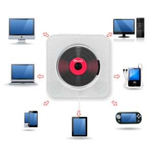 cd player with bluetooth output 2021